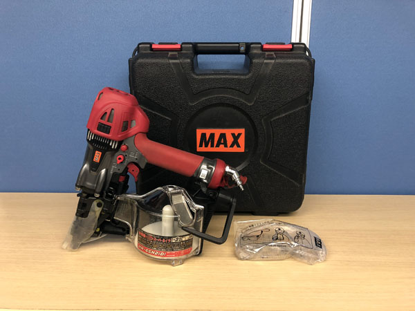 MAX/マックス高圧 コイルネイラーHN-65N2(D)
