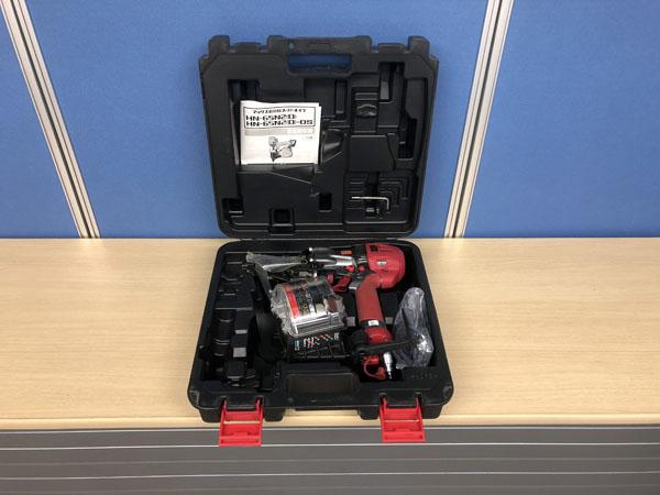 MAX/マックス高圧 コイルネイラーHN-65N2(D)詳細画像2