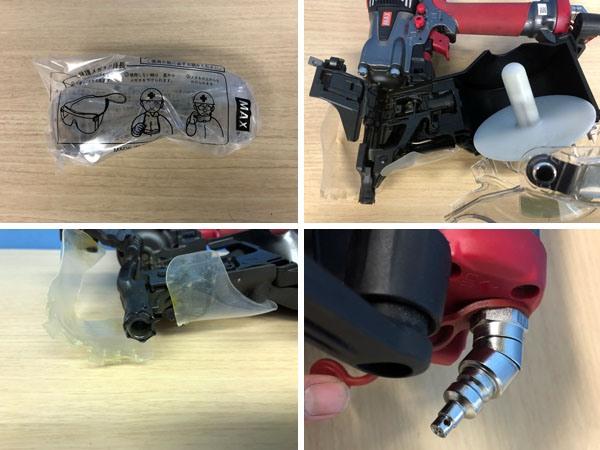 MAX/マックス高圧 コイルネイラーHN-65N2(D)詳細画像4