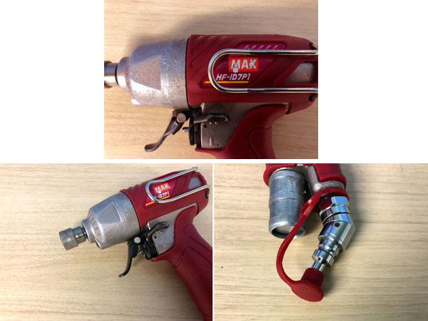 MAX/マックス高圧 エアインパクトドライバー HF-ID7P1詳細画像3