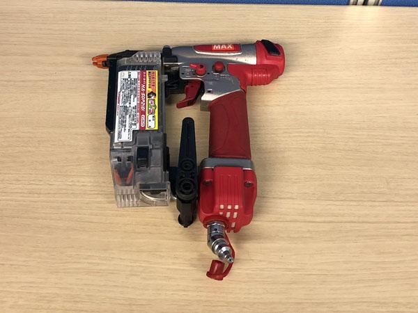 MAX/マックス高圧 ピンネイラ スーパーネイラー HA-50P2(D)詳細画像2