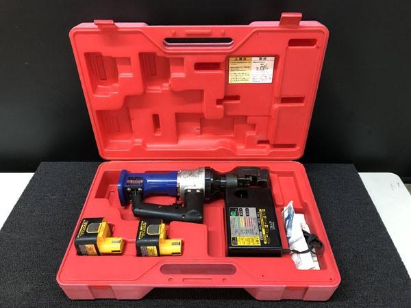 ロブテックス/ロブスター コードレスバーカッター  EHC-16PC   ¥25.000-