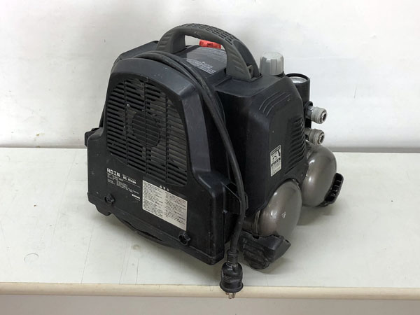 HITACHI/日立工機高圧・常圧 エアコンプレッサーEC1245H詳細画像2
