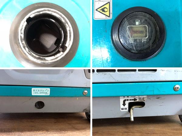 Denyo/デンヨーガソリンエンジンウェルダーGAW-150ES2詳細画像6