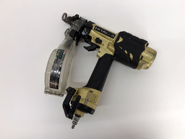 HITACHI/日立工機32mm 高圧ねじ打機WF 3H