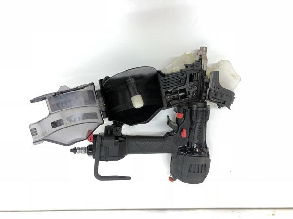 HITACHI/日立工機65mm高圧ロール釘打機NV65HR詳細画像4