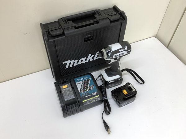 マキタ/makita 14.4V インパクトドライバー買取しました!