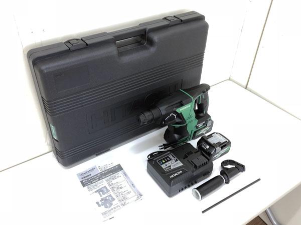 日立工機/HITACHI コードレスロータリーハンマドリル DH36DPA(2XP)