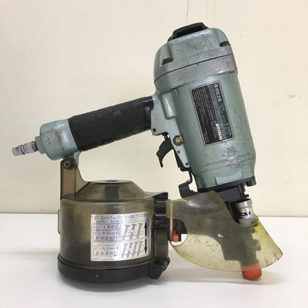 HITACHI/日立工機65mm 常圧 ロール釘打機NV65AE2詳細画像3