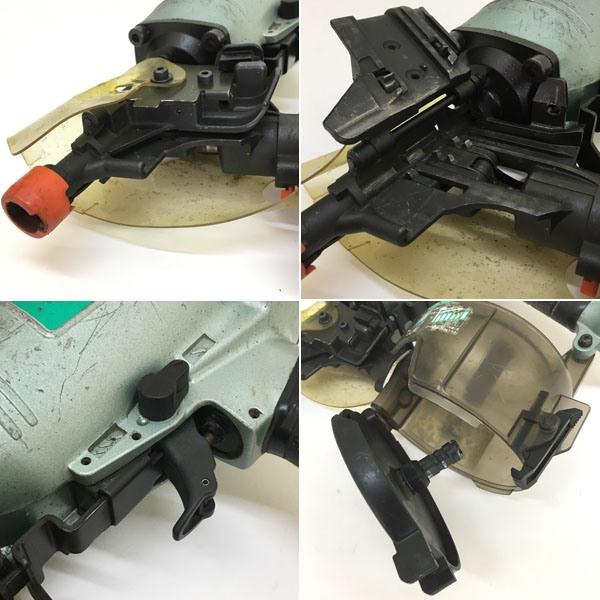 HITACHI/日立工機65mm 常圧 ロール釘打機NV65AE2詳細画像5