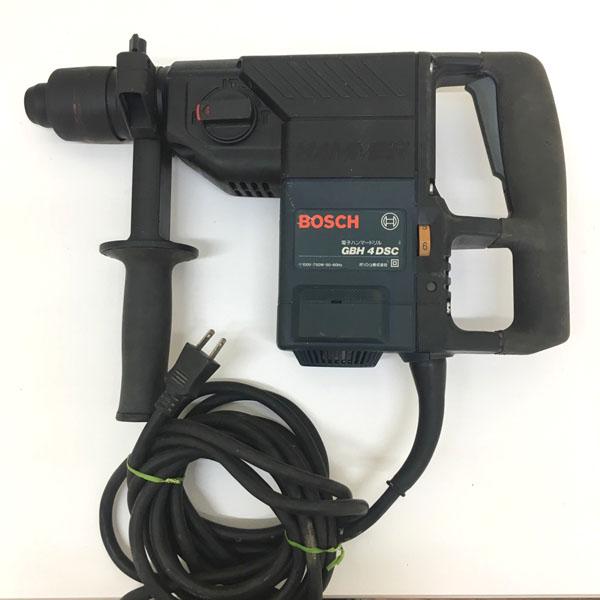 BOSCH/ボッシュ電子ハンマードリルGBH4DSC詳細画像2