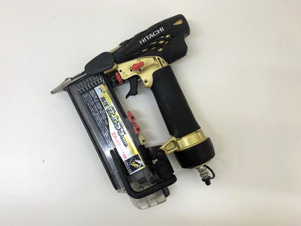 日立工機/HITACHI高圧仕上釘打機 NT55HM2