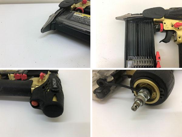 HITACHI/日立工機高圧仕上釘打機 NT55HM2詳細画像4