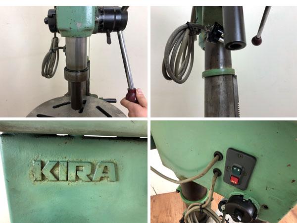 KIRA/吉良ボール盤KID-420詳細画像6