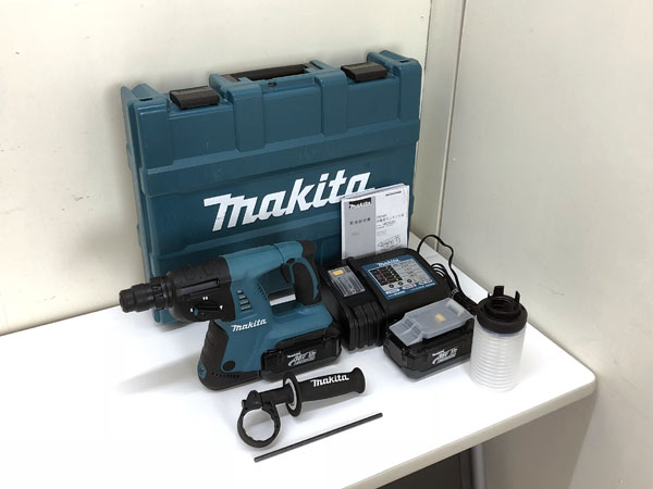 makita/マキタ充電式 ハンマードリルHR262DRDX