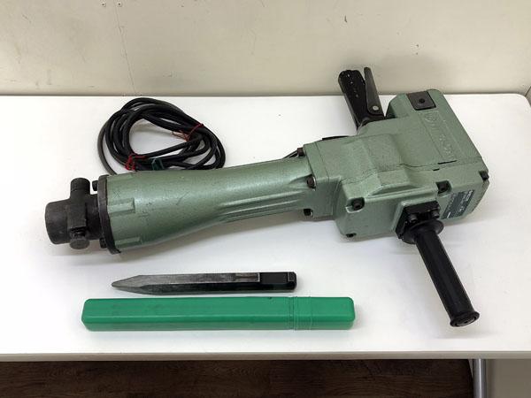 HITACHI/日立工機電動ハンマーH90