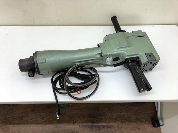 HITACHI/日立工機電動ハンマーH90詳細画像2