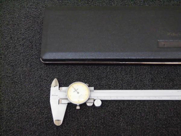 ミツトヨダイヤル式ノギス 150mm 詳細画像2