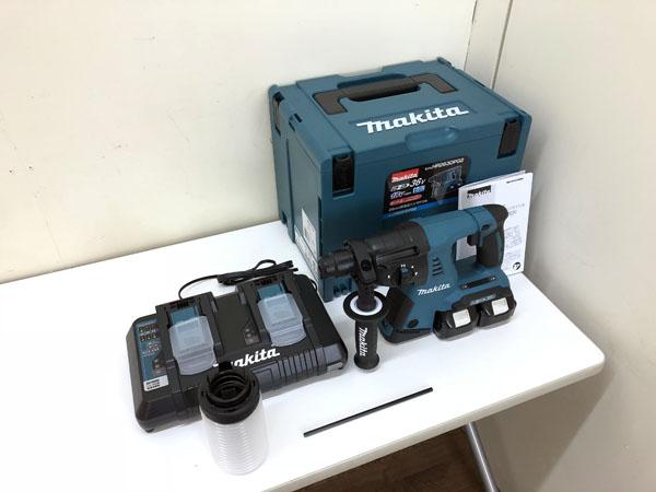 makita/マキタ 充電式ハンマードリル HR263DPG2
