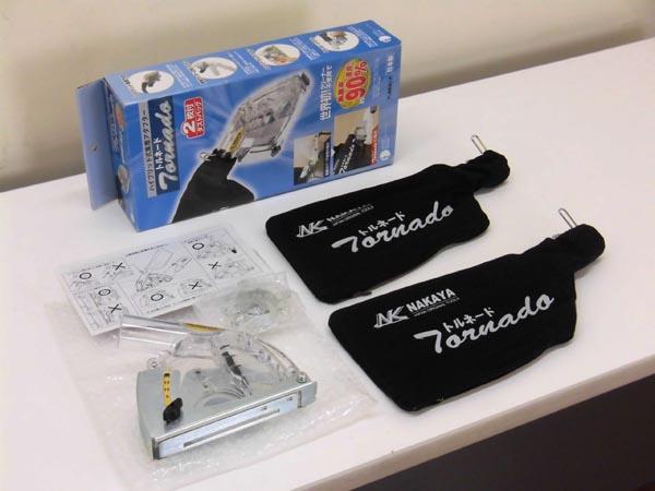 NAKAYA未使用品 ハイブリッド式集塵アダプターNK-105