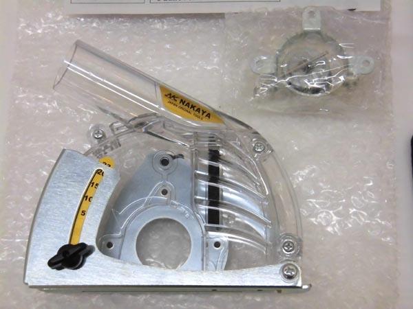NAKAYA未使用品 ハイブリッド式集塵アダプターNK-105詳細画像2