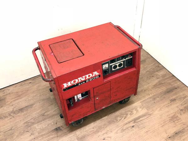 HONDA/ホンダ2.2KVA 発電機EXR2200