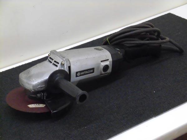 日立工機/HITACHI 180mm ディスクグラインダ買取しました!