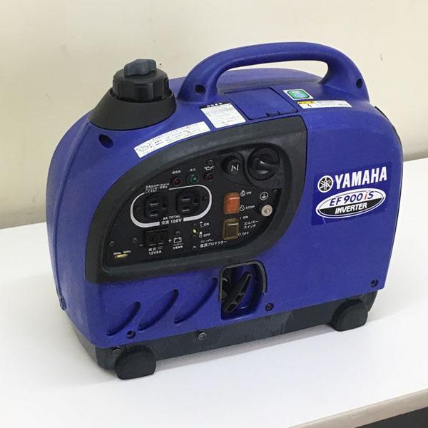 YAMAHA/ヤマハ インバーター発電機 ポータブル(B) EF900iS