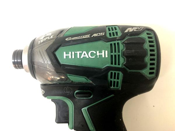 HITACHI/日立工機マルチボルト コードレスインパクトドライバWH36DA詳細画像7