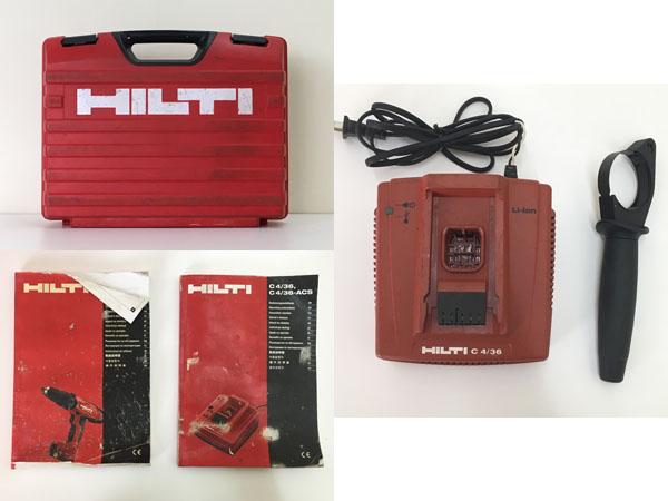 HILTI/ヒルティ14.4V 充電式ドリルドライバ&インパクトドライバSF144-A/SID144-A詳細画像6
