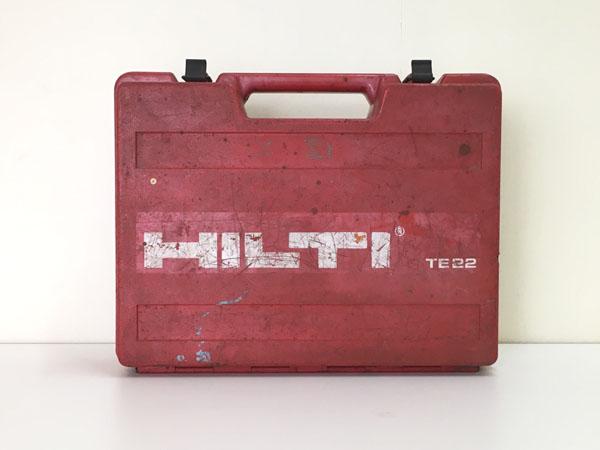 HILTI/ヒルティ電動ハンマドリルTE22詳細画像7