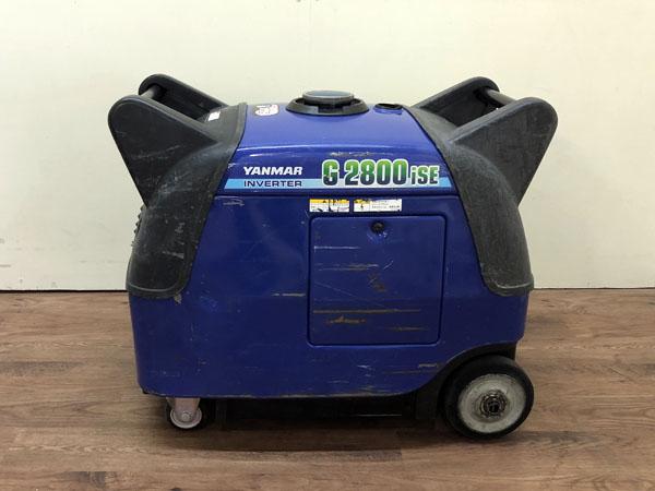 YANMAR/ヤンマーインバータ発電機G2800iSE詳細画像3