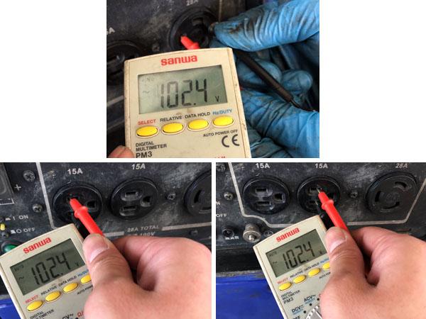 YANMAR/ヤンマーインバータ発電機G2800iSE詳細画像6