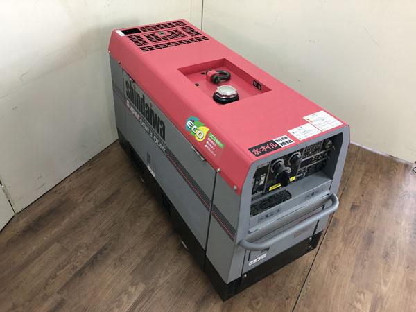 shindaiwa/新ダイワ発電機兼溶接機 ウェルダーDGW310DMC詳細画像2