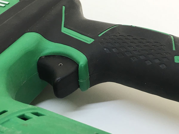 HITACHI/日立工機35mm コードレスピン釘打機 本体のみNP18DSAL詳細画像4