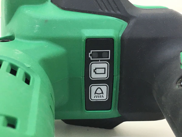 HITACHI/日立工機35mm コードレスピン釘打機 本体のみNP18DSAL詳細画像5