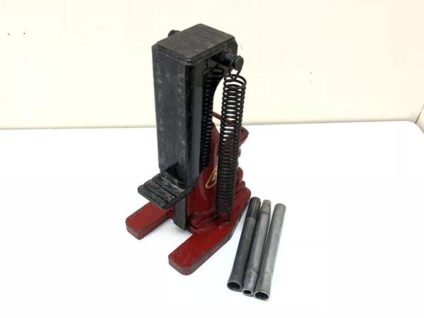 マサダ製作所爪ジャッキ 油圧ジャッキMHC-2RS-2詳細画像2