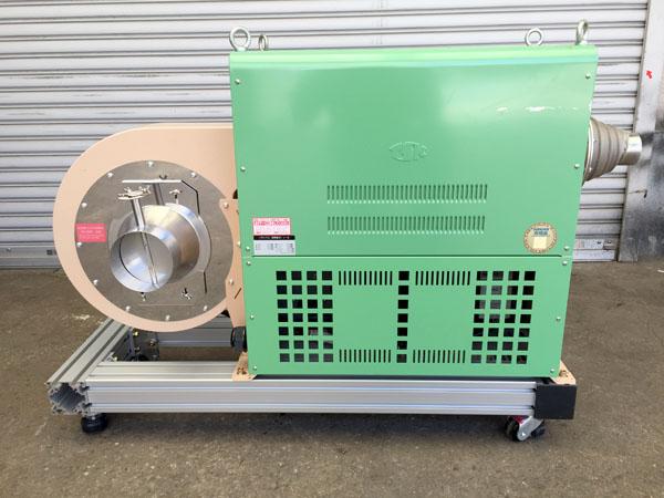TSK/竹綱製作所電気式熱風発生装置TSK-72詳細画像4
