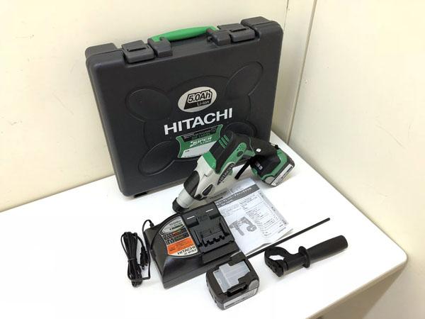 HITACHI/日立工機コードレスロータリーハンマードリルDH14DSL(2LJCK)