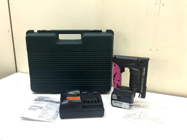 HITACHI/日立工機13mm コードレスタッカ 14.4V 3.0AhN14DSL