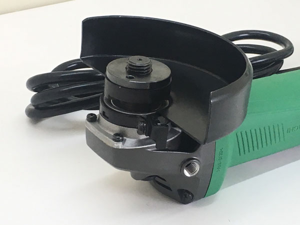 HITACHI/日立工機125mm 電気ディスクグラインダG13SH6詳細画像5