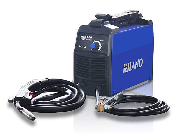RILAND/リランドインバーター ノンガス半自動溶接機MIG100