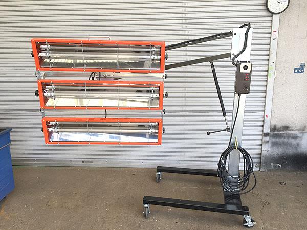 大都産業中波エキスパート乾燥機MEX3-1000-GD-100V