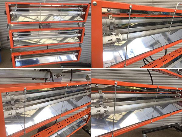 大都産業中波エキスパート乾燥機MEX3-1000-GD-100V詳細画像3