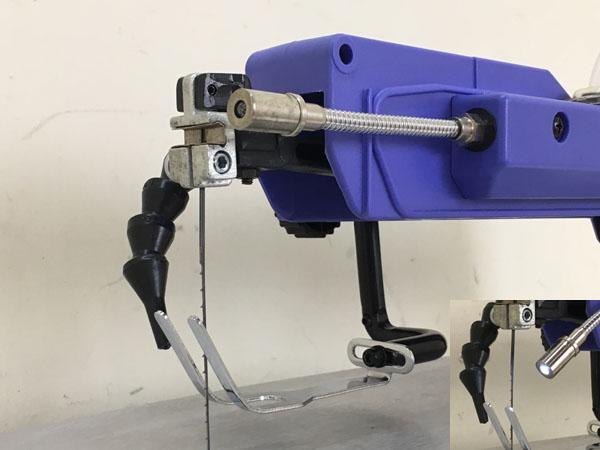 HITACHI/日立工機406mm 卓上糸のこ盤FCW40SA詳細画像3