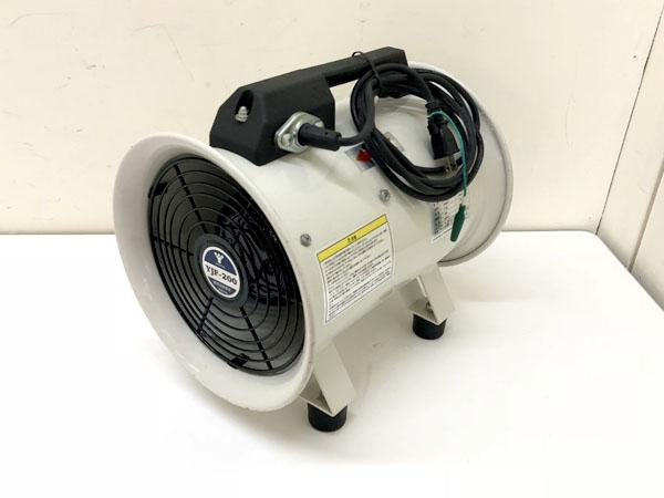 YAMAZEN/山善軸流式送排風機 200mmYJF-200N詳細画像2