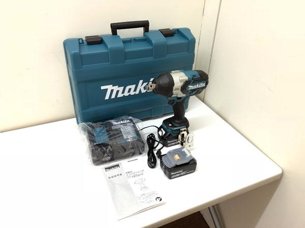 makita/マキタ充電式インパクトレンチTW1001DRGX