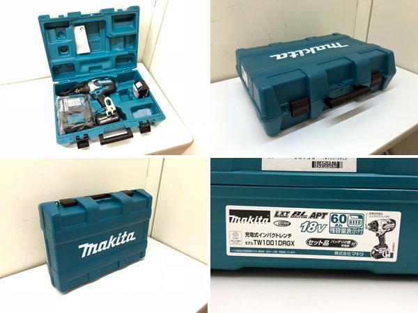 makita/マキタ充電式インパクトレンチTW1001DRGX詳細画像6