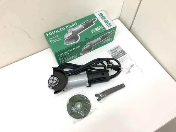 HITACHI/日立工機電気ディスクグラインダG10SH5(SS)