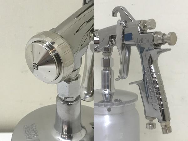 アネスト岩田塗型剤用スプレーガンカップセットAS-80-004/PC-2詳細画像4
